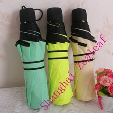 2015 new design 3 folding auto open and closed umbrella, China umbrella factory