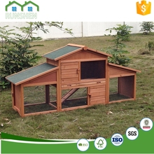 Wood House Style Chicken Coop Design Hen House