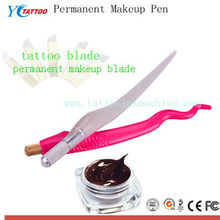 Pengcheng Disposable manual tattoo eyebrow pen for permanent makeup