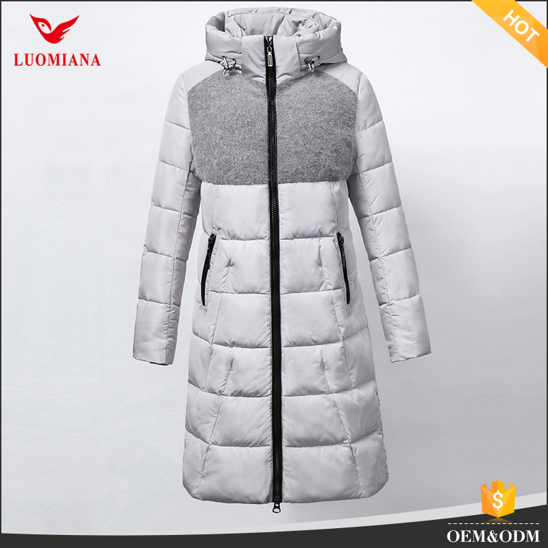 ladies overcoat warm down ladies coat newly design long coat womens hot sale winter coat