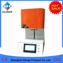 China dental laboratory sintering furnace / dental zirconia milling machine