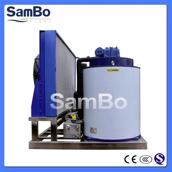 Quality Supplier 500KG Per Day Small Snow Flake Ice Making Machine For Sale