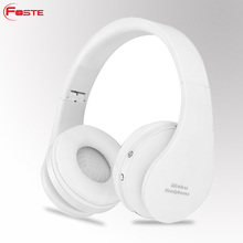 China Supplier Bluetooth Headphone Stereo Wireless Headset Foste 8252 Earphones Custom logo