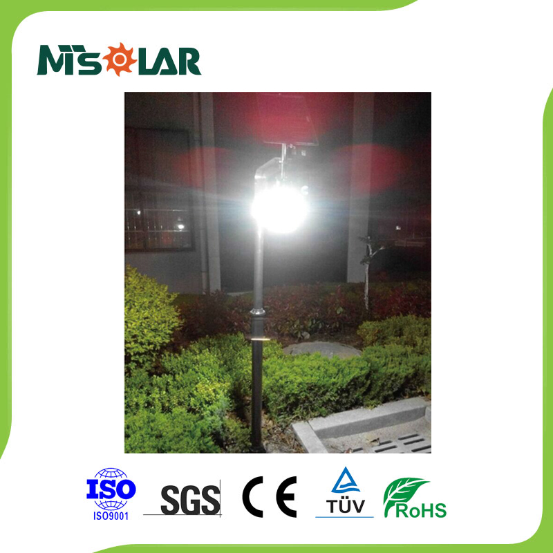 Best price &High quality 4M- 20W-10H LED module outdoor solar street light