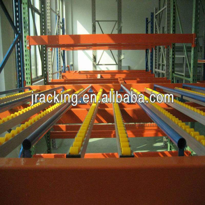 Jracking Storage Facility Adjustable speed rack