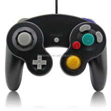 Popular Wholesale Black Classic Wired Controller Joypad for Gamecube System Manufacture from China