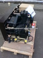 Hengda High Piston Belt driver 1hp piston air Hengda compressor AH 3030