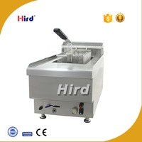 CE with desktop gas fryer thermostat control valve