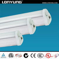 china patent ul etl saa listed t8 integrated fluorescent light connector 18w