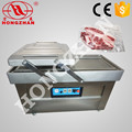 DZ600 Double chamber vacuum packing machine for beef pork chicken