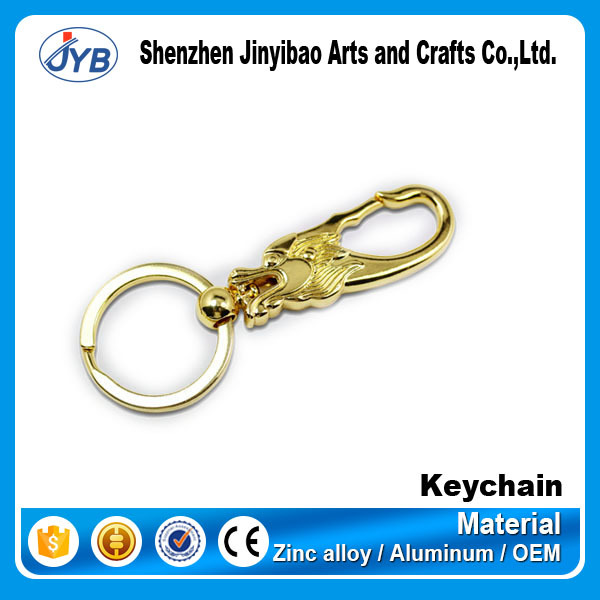 gold plated dragon ball keychain wholesale