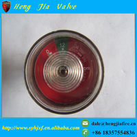 High qualirty bourdon tube pressure gauge for fire extinguisher