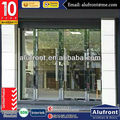 Aluminum Shop Front for Commercial