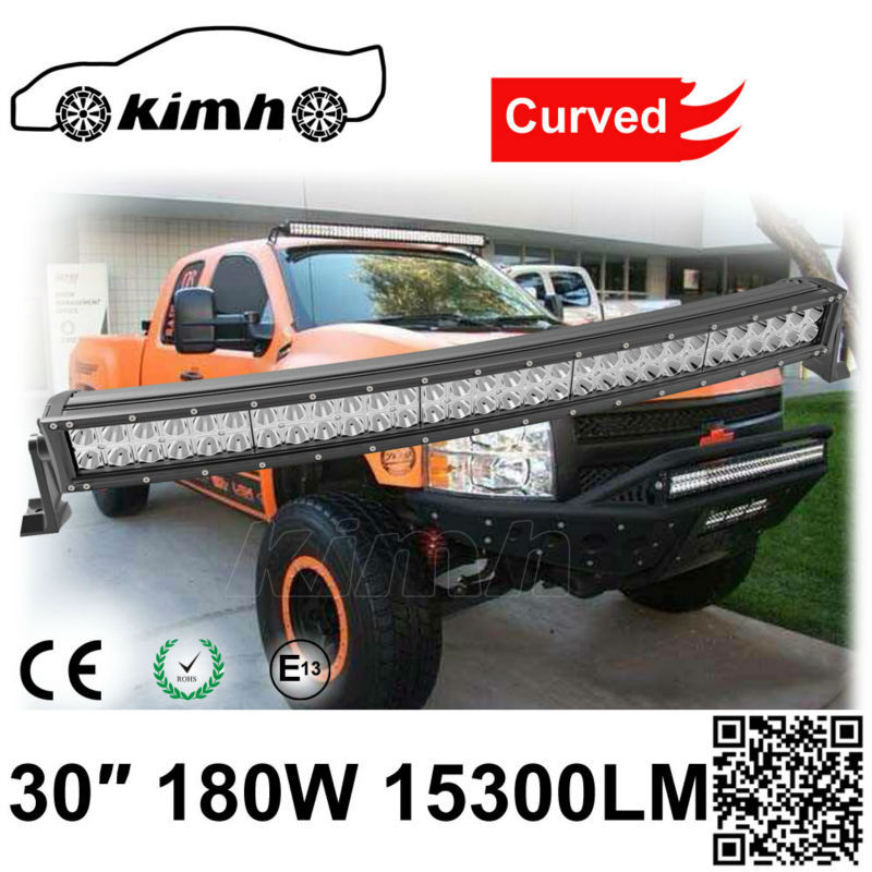 EXW Price High Power 30 Inch 6000K rally led driving light bar