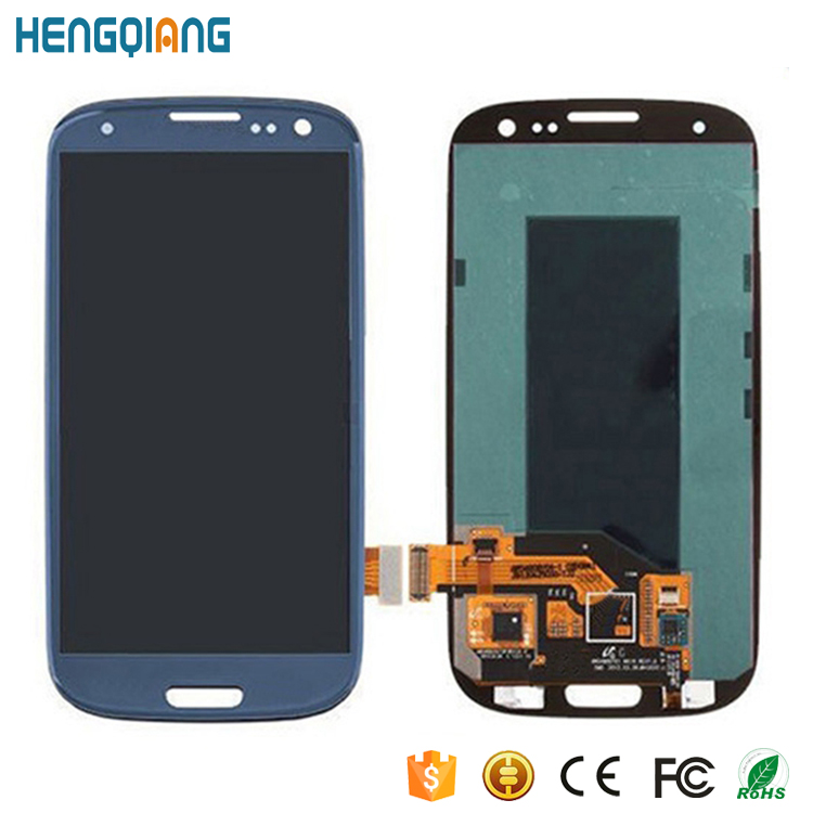 Original for Samsung mobile phones lcd for samsung galaxy s3 i9300 lcd