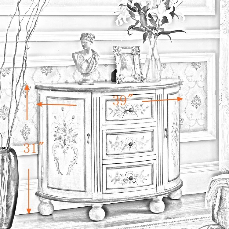 Funiture antique multifunctional cooler table design wall for Showcase table design