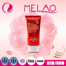 Best Peach Popular Makeup Sensitive skin bb cream for oil control combination skin profusion acne Korean manufacture factory OEM