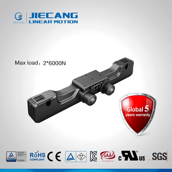 Jiecang JC35S 6000X2 N with additional out puts hospital medical nursing bed linear actuator