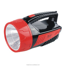 2800mAh Long-range cheap Rechargeable Handheld Searchlight for sale
