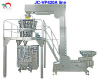 Automatic vertical potato chips packing machine JC-VP420A