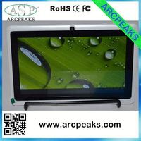 high quality android 4.2 tablet pc flash player