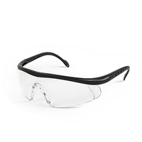 G048 Anti-fog anti-UV anti-scratch eye protective safety working glasses