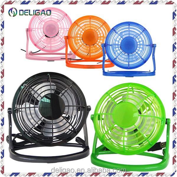 4 Inch Mini Desktop Usb Fan