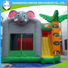 Giant inflatable bouncer castle