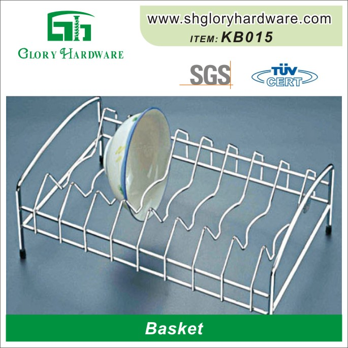 Stainless Steel Garage Storage Metal Chinese New Sytle Rear Bicycle Basket