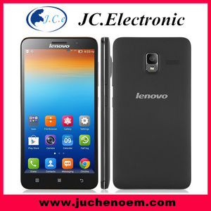 Lenovo A850+ Android 4.2.2 5.5 Inch MTK 6592V Octa Core IPS Capacitive Touch Screen Smartphone With GPS Phone