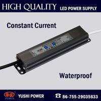 waterproof constant current output DC20-36V 1200mA 40W led transformer