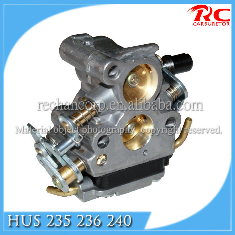 Carburetor for Husqvarna 235 236 240 Chain saw Engine Carburettor