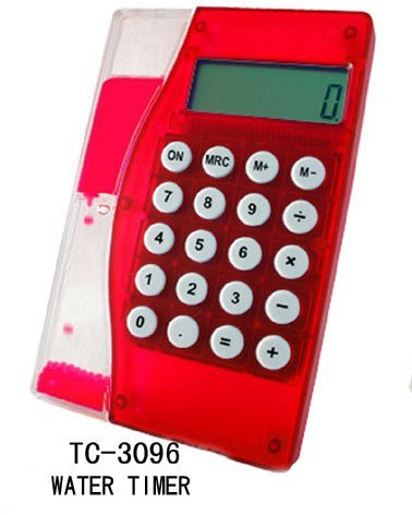 Liquid Calculator TC-3096