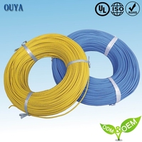 Environmental protection certification customized colorful 2mm PVC Insulated Electric Wire