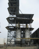 International joint venture Annual process capacity 15 thousand tons Continuous used engine oil recycling plant machine
