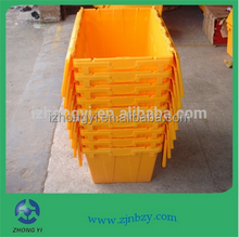High Quality Plastic Large Container with Lid