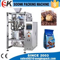 China Manufacturer Wholesales Soft Drink Sachet Packaging Machine