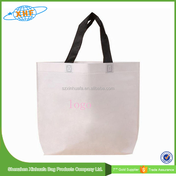 2015 Made In China Factory Wholesale Custom Design Logo Nonwoven Shopping Bag