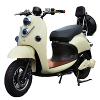 China Classic Teenager Electric Motorcycle With Pedal