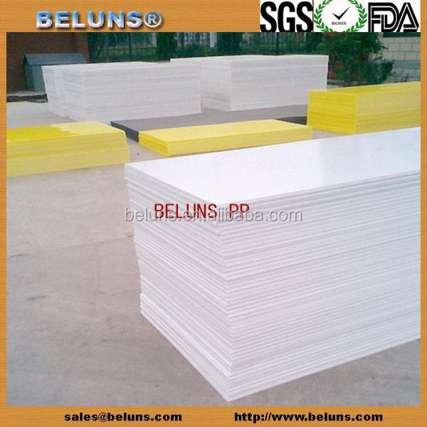 Quality-Assured Professional Factory Made Customized Widely Used PP Sheet