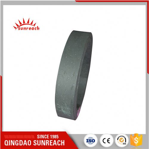 Top Quality Non Asbestos Rubber Brake Lining Roll