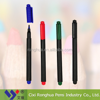 Best selling non-toxic waterproof permanent CD/DVD marker pens