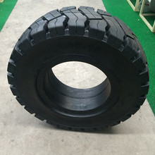 China manufacturer 28x9-15 8.15-15 solid tire for forklift