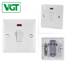 ISO competitive price excellent material door bell electrical safety switches