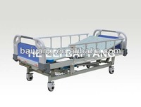 A-189 three-function nursing bed with toilet function and chamber pot