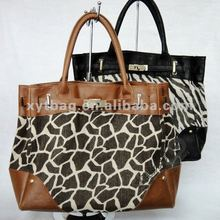 2012 new design PU leather bags for ladies