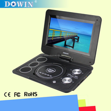 2015 Best Price 10 Inch HD Portable Dvd Player With Digital TV Turner Factory price manufacture wholesale OEM nice quality