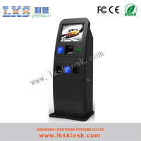 Rfid Card Reader Touch Screen Kiosk Touchscreen Interactive Information Kiosk