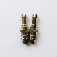 Coupling Type and Brass Material rubber flexible pipe connector
