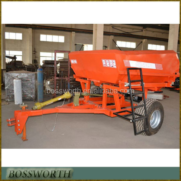 fertilizer drop spreader cart (3000L)